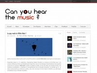 Can You Hear The Music – Review