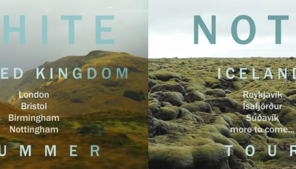 UK / ICELAND summer tour